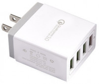 4 USB Port Fast Charger