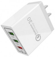 3-USB Port Fast Charger