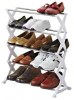 5 Layer Foldable Shoe Rack