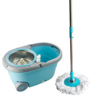 360° Rotatable Magic Spin Mop with Bucket