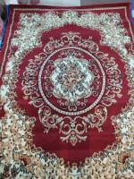 Maroon Color Carpet