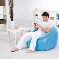 Bestway Inflatable Couch Single Air Sofa