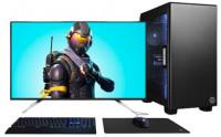 """Desktop Budget PC Core 2 Duo 4GB RAM 17"""" Monitor"""