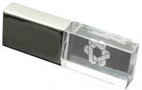 32GB USB 3.0 Crystal Body Pen Drive