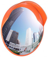 Convex Mirror for Underground Car Parking Safety