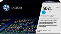 HP 507A Cyan Genuine LaserJet Toner