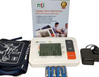 NTI BPUA100 Upper Arm Electronic Blood Pressure Monitor