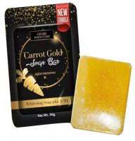 Carrot Gold Soap Bar 50g