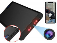 H11 Power Bank with 4K Live Night Vision IP Camera