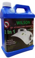 Wilson 5 Liter Chemical Fog Machine