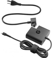 HP USB C Type C 65W Laptop Travel Adapter