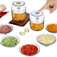 Mini Electric Spice Blender