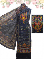 Boutiques Aari Work with Dollar Three Piece SK594