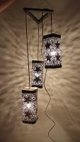 Plastic Fiber Ceiling Lamp