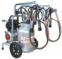 Oncel Oc.1002 Double Milking Machine with Single Bucket