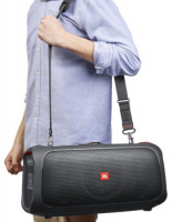 JBL PartyBox On-The Go Speaker with Wireless Microphone