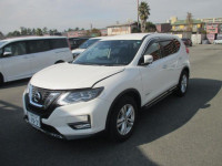 Nissan X-Trail 2017 Pearl Color