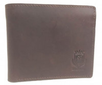 Oil Pull Up Genuine Leather Wallet