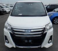 Toyota Noah SI Hybrid 2016 Pearl Color