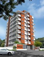 Serinity 1365 Sqft Residential Flat at Dhanmondi Dhaka