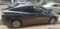 Toyota Prius 2015 Gun Gray Color Car