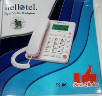 Hellotel TS-86 Digital Caller ID Telephone