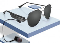 A8 Smart Sunglass with Bluetooth Audio