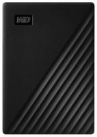 WD My Passport Black Portable 4TB Hard Disk Drive