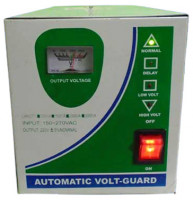 Automatic Volt-Guard with Surge Protection