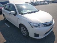 Toyota Axio G White Color 2015