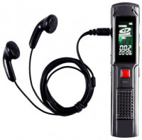GH-809 Digital Voice Recorder with Mp3 Player