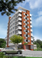 1165 Sqft Flat for Sale at Modhubagh Moghbazar Dhaka