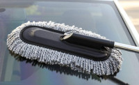 Car Cleaning Duster with Extendable Handle