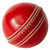 Red Color Cricket Ball