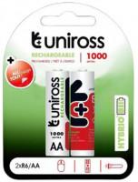 Uniross 10000 Series AA Rechargeable  Battery