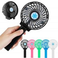 Rechargeable Mini Folding Fan