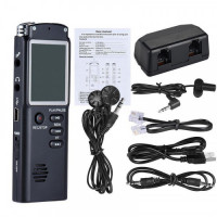 Noyazu T60 Professional Voice Recorder with MP3 Player