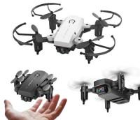 H19 Mini Drone with 4K Wide Angle Camera
