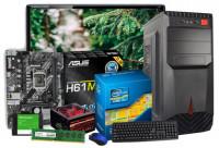 """Desktop PC Core i3 3rd Gen 4GB RAM 19"""" HD Monitor"""