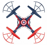 Marvel Avengers Captain America 2.4 GHz Micro Drone