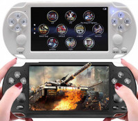 """X9S Gameplayer Double Joystick 8GB ROM 5.1"""" with Camera"""