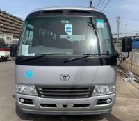 Toyota Coaster Bus 2016