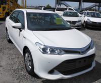 Toyota Axio X Hybrid 2016