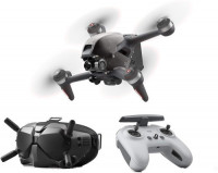 DJI FPV Combo First-Person 4K View UAV Quadcopter