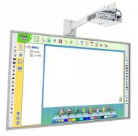"Seekmind 83"" Interactive Touch Whiteboard"