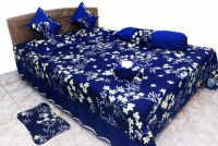 King Size 100% Cotton Double Bed Sheet