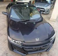Honda S660 Twin Turbo Sports Car 2015