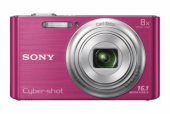 Sony DSC-W730 16.1 MP Sweep Panorama Digital Camera