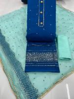 Striking Blue Color Deepsy Women Suit Salwar Kameez