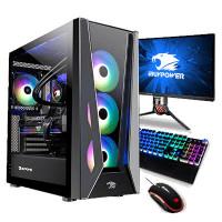"Gaming PC Intel Core i7 16GB RAM 2TB HDD 22"" Monitor"